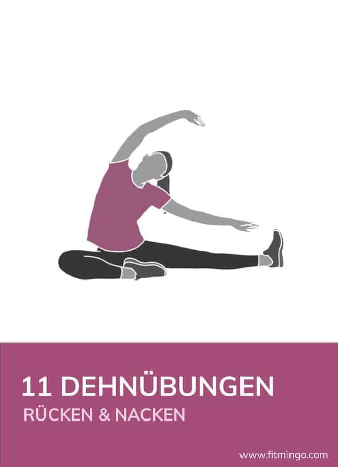 11 Dehnübungen für den Rücken