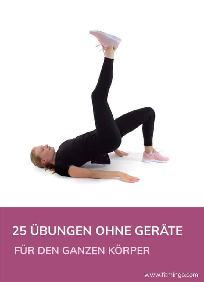 25  Fitnessbandübungen