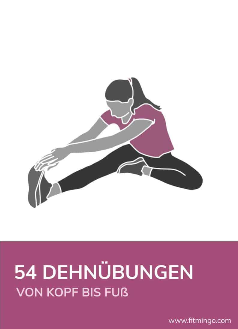 54 Dehnübungen