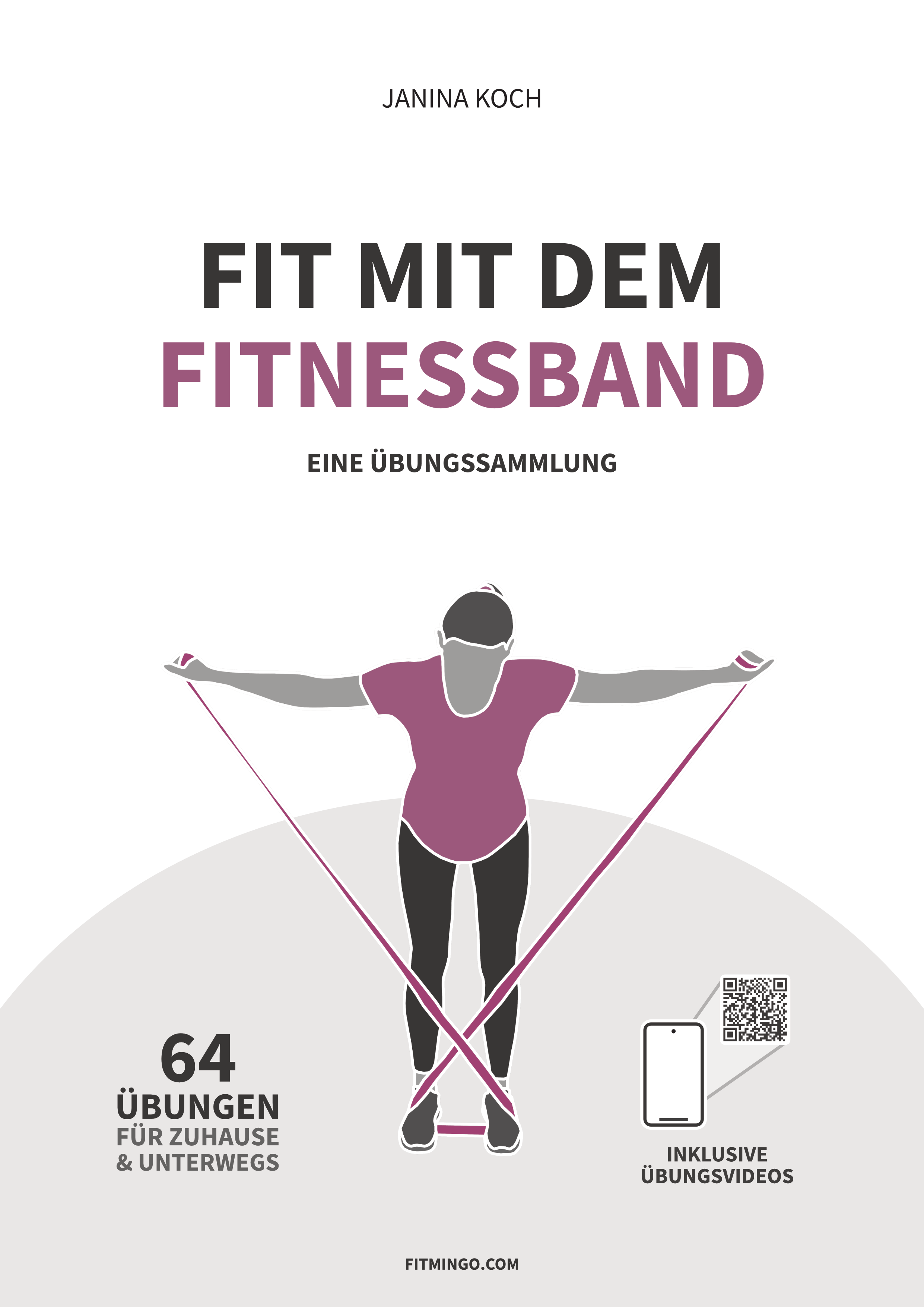 eBook-Cover Fit mit dem Fitnessband