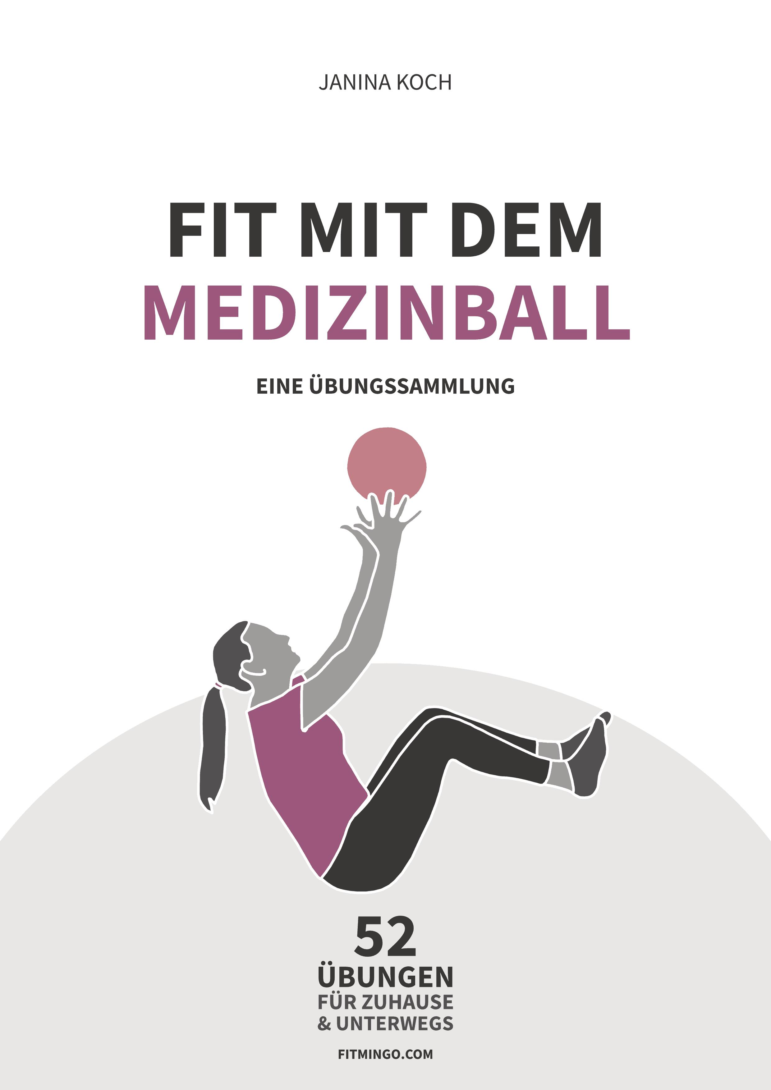 Cover 52 Medizinballübungen