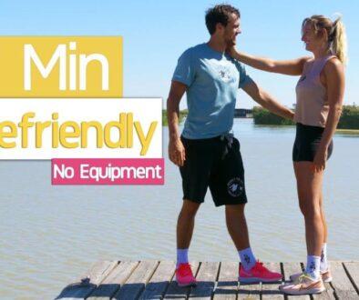 7 Minuten Kniefreundliches Workout